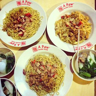Foto review A Paw Noodle House oleh Marshella Sembiring 1