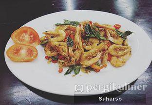 Foto 3 - Makanan(Udang goreng cabe garam) di Seafood Station oleh Suharso