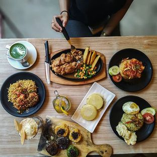 Foto - Makanan di Love & Eat Cafe oleh Luthfizar Hilmandio Akbar