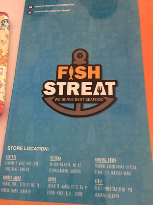 Foto review Fish Streat oleh Femmy Fahriani 6