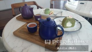 Foto 1 - Makanan di Lewis & Carroll Tea oleh AndaraNila