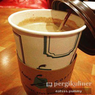 Foto - Makanan(Turtle Mocha) di Caribou Coffee oleh Yummy Eats