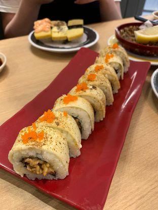 Foto 8 - Makanan di Genki Sushi oleh Duolaparr