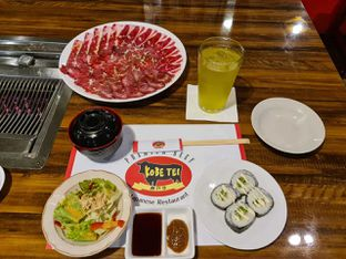 Foto 2 - Makanan di Kobe Tei oleh vio kal