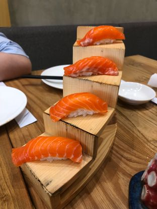 Foto 4 - Makanan di Okinawa Sushi oleh Mitha Komala