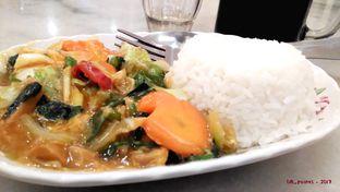 Foto 2 - Makanan(Nasi Cap Cay) di QQ Kopitiam oleh 08_points