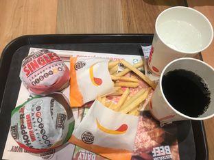 Foto 2 - Makanan di Burger King oleh Rurie