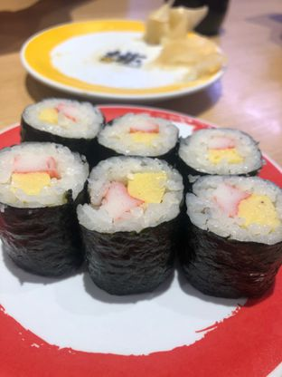 Foto 4 - Makanan di Genki Sushi oleh Mitha Komala