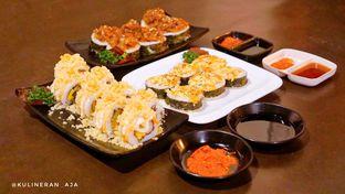 Foto 1 - Makanan(Sushi) di Rumah Lezat Simplisio oleh @kulineran_aja