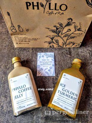 Foto 1 - Makanan di Phyllo Coffee oleh Ruly Wiskul