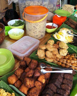 Foto 1 - Makanan di Pecel Pincuk Ibu Ida oleh Claudia @claudisfoodjournal