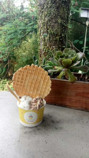 Foto 1 - Makanan(Ice Cream) di Cremeria di Dee oleh YSfoodspottings