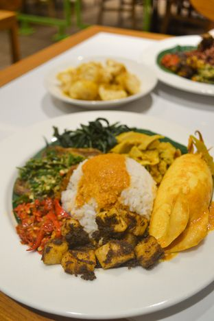Foto review Nasi Kapau Sodagar oleh IG: biteorbye (Nisa & Nadya)   1