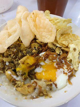Foto review Bubur Ayam Alfa Meruya oleh inggie @makandll 1