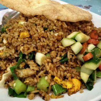 Foto Makanan di Seafood Mas Gondrong