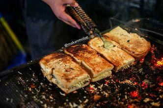 Foto Makanan di Roti Bakar Eddy