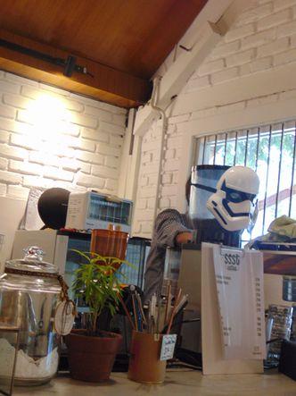 Foto Interior di Ssst Coffee