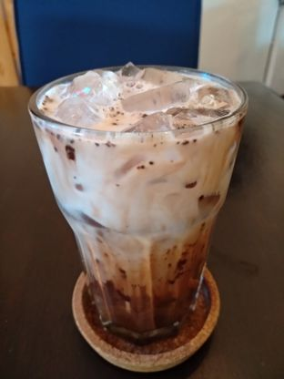 Foto 1 - Makanan(Mocha Coffee) di Dimitree Coffee & Eatery oleh Rachmat Kartono
