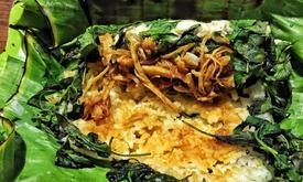 Nasi Bakar Tacose