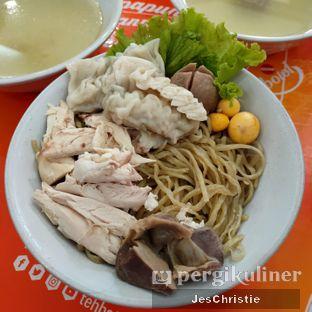 Foto 1 - Makanan(Bakmi Ayam + Suikiaw + Baso + Ampela) di Bakmi Ayam Acang oleh JC Wen