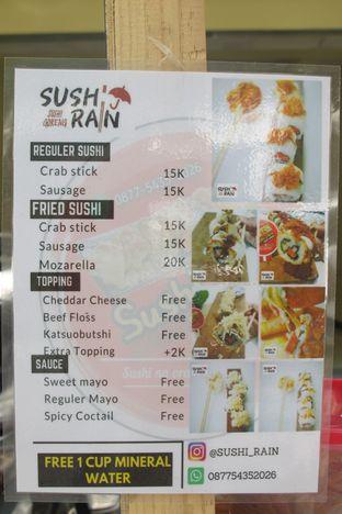 Foto 7 - Menu di Sushi Rain oleh Kuliner Addict Bandung