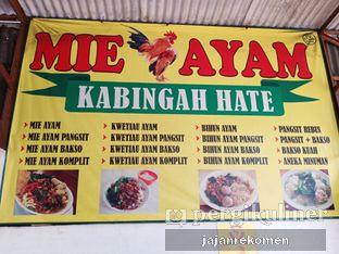 Foto 4 - Menu di Mie Ayam Kabingah Hate oleh Jajan Rekomen