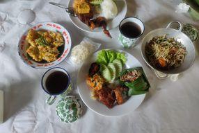Foto Kampung Daun
