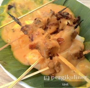 Foto - Makanan di Sate Mak Syukur oleh izel / IG:Grezeldaizel