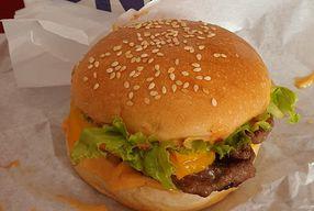 Foto Burger Brader