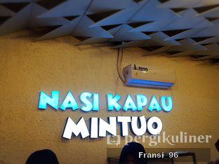 Foto review nasi kapau mintuo oleh Fransiscus  1