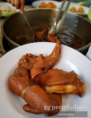 Foto 5 - Makanan di Bubur Ayam Tangki 18 Aguan oleh Asiong Lie @makanajadah