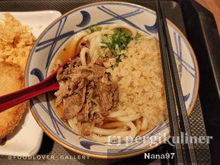 Foto 2 - Makanan di Marugame Udon oleh Nana (IG: @foodlover_gallery)