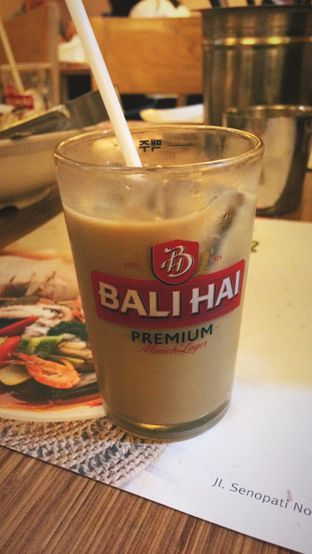 Foto 8 - Makanan(Coffee Mix) di Legend Of Noodle oleh Riris Hilda