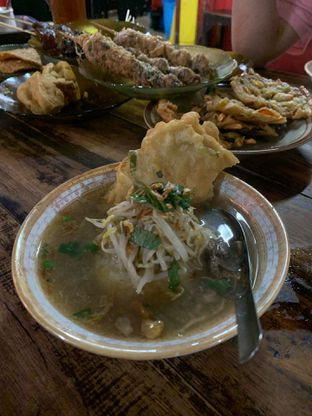 Foto 1 - Makanan di Soto Sedaap Boyolali Hj. Widodo oleh hokahemattiga