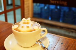 Foto 1 - Makanan(Latte) di Noah's Barn oleh Lydia Fatmawati
