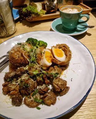 Foto 3 - Makanan di The Larder at 55 oleh J_madelaine