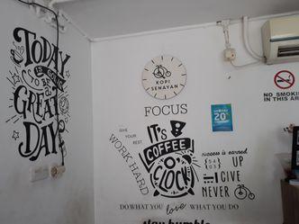Foto Interior di Kopi Senayan