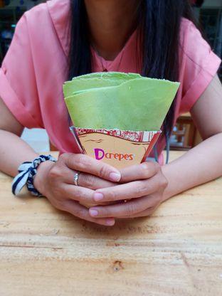 Foto - Makanan(Matcha Cookies And Cheese) di D'Crepes oleh Adhy Musaad