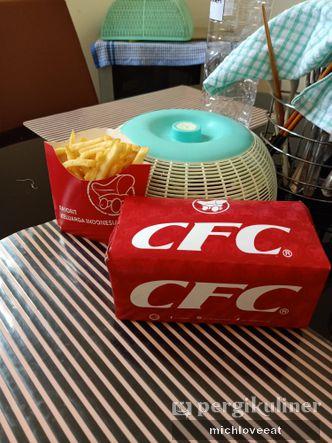 Foto Makanan di CFC