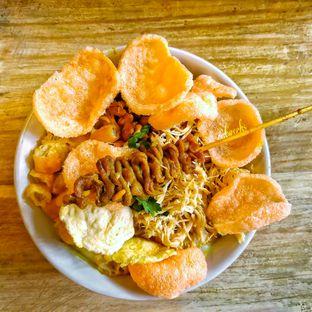 Foto 2 - Makanan(Bubur Ayam Komplit) di Gerobak Betawi oleh eatwerks