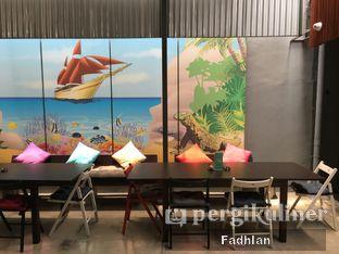 Foto 2 - Interior di Escape Coffee oleh Muhammad Fadhlan (@jktfoodseeker)