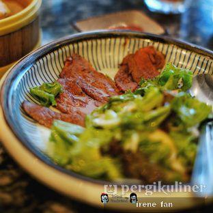Foto 4 - Makanan(Warm Thai Beef Salad - IDR 48 K ++) di Lamian Palace oleh Irene Stefannie @_irenefanderland