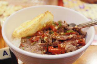 Foto 1 - Makanan(Nasi Wagyu Sambal Konslet) di Warunk UpNormal oleh Novita Purnamasari