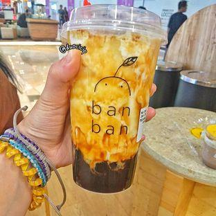 Foto 1 - Makanan(Miruku Boba) di Ban Ban oleh duocicip