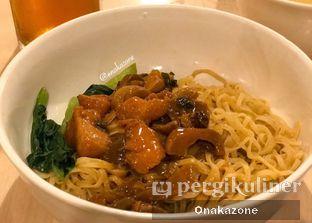 Foto - Makanan(Bakmi Spesial Gm) di Bakmi GM oleh Onaka Zone