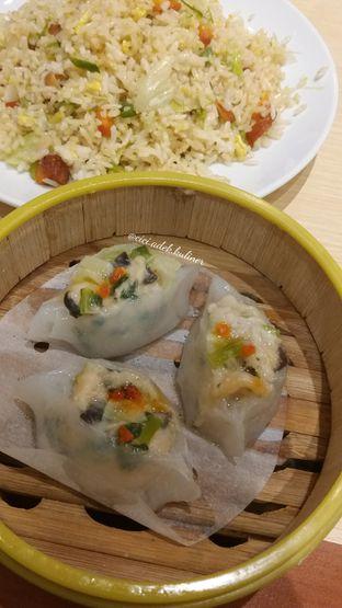 Foto 3 - Makanan(Tim pangsit udang jamur) di Imperial Kitchen & Dimsum oleh Jenny (@cici.adek.kuliner)