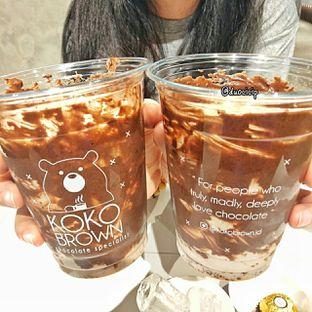 Foto 4 - Makanan(Koko Rocher) di Koko Brown oleh duocicip
