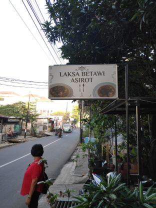 Foto review Laksa Betawi Assirot oleh Ristridiyana Budiyanto 2