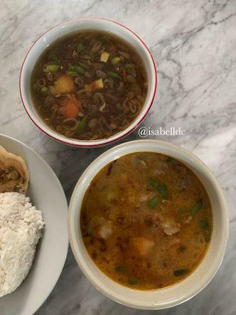Foto Makanan di Soto Betawi Djimat