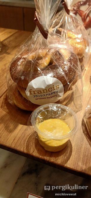 Foto 5 - Makanan di Francis Artisan Bakery oleh Mich Love Eat